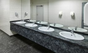 Hotel Toilets